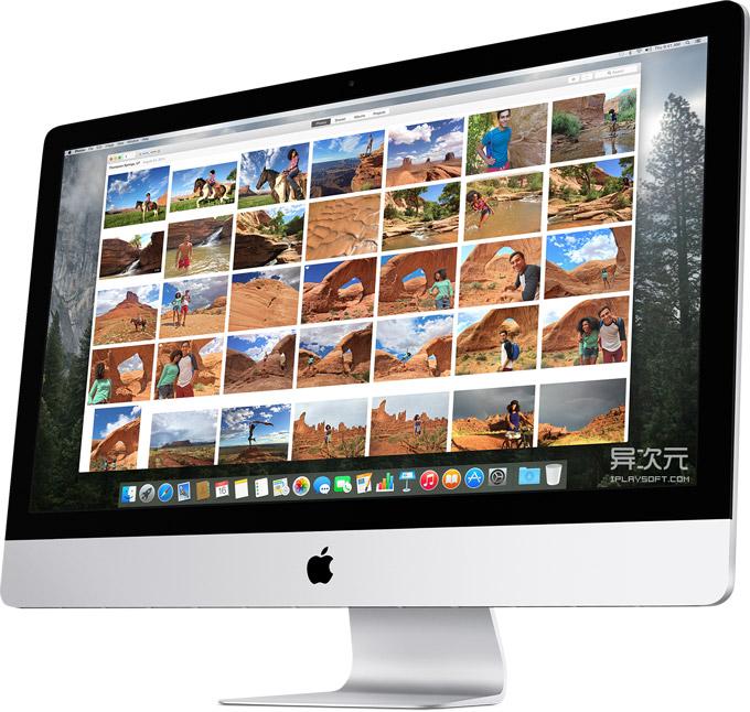 Mac 照片应用