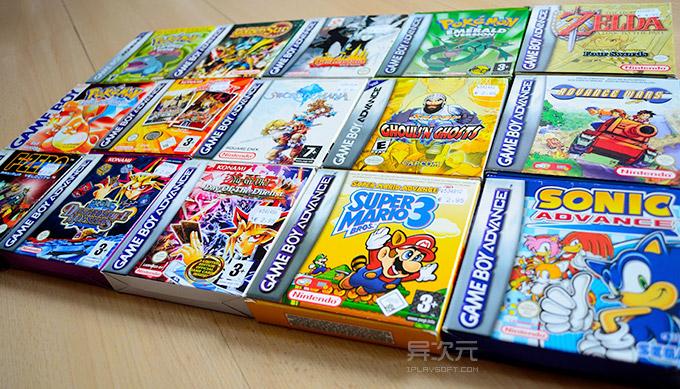 GBA经典游戏