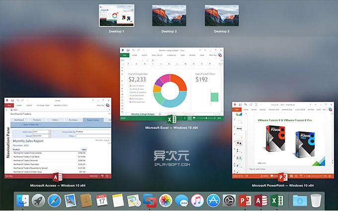 VMware Fusion 虚拟机