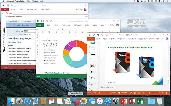 VMware Fusion 8 Pro 虚拟机