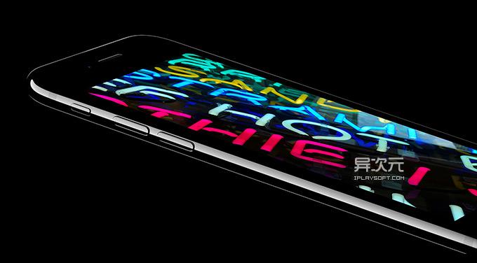 iPhone 7 显示屏