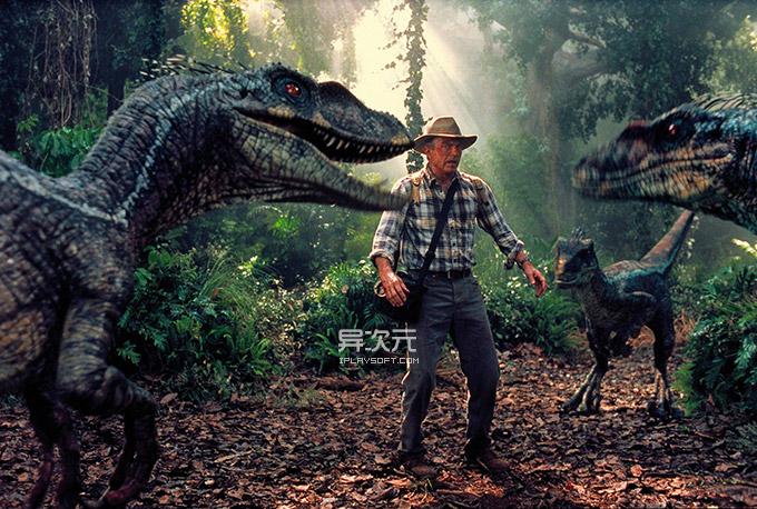 侏罗纪公园全集