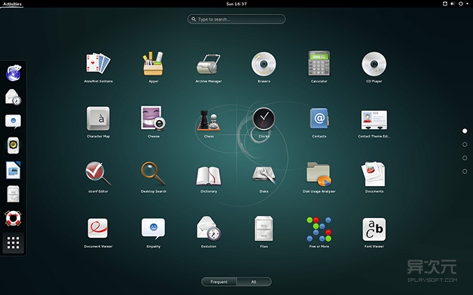 Debian Linux 系统