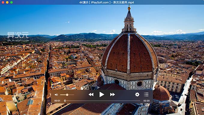IINA mac 视频播放器