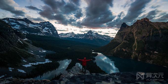 4K 加拿大高清风景视频