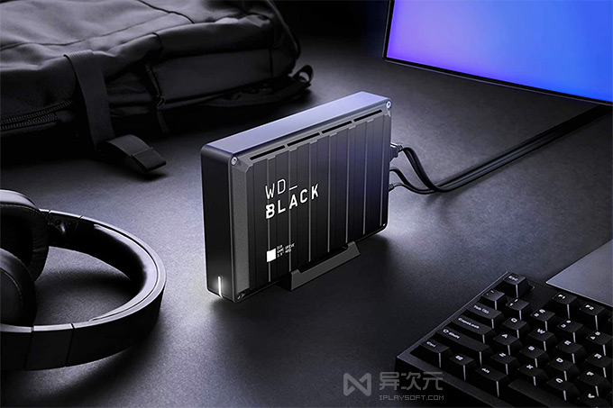 WD Black 西数游戏硬盘