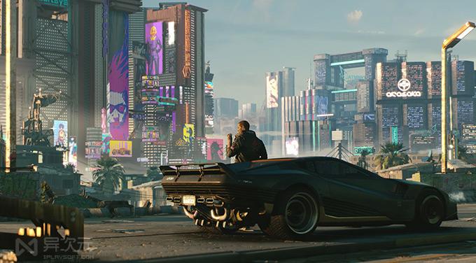 赛博庞克2077