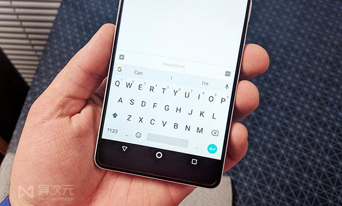 Gboard 谷歌手机输入法