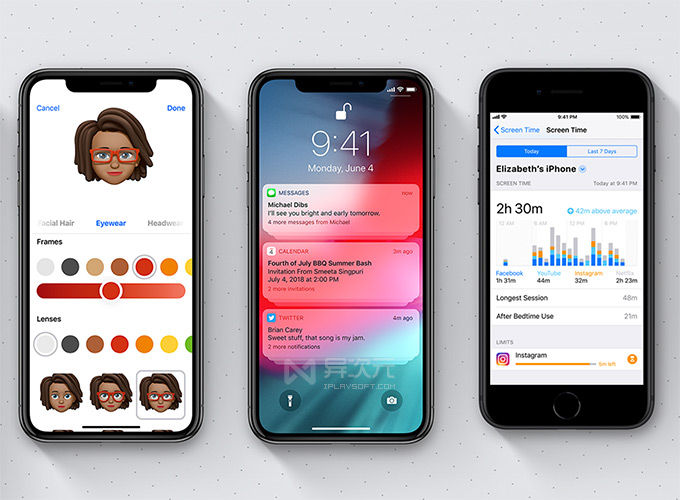 iOS 12 Beta 固件