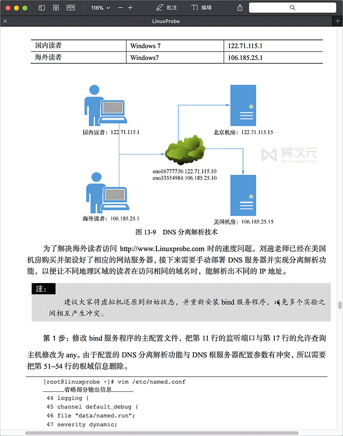 Linux 就该这么学 PDF 电子书