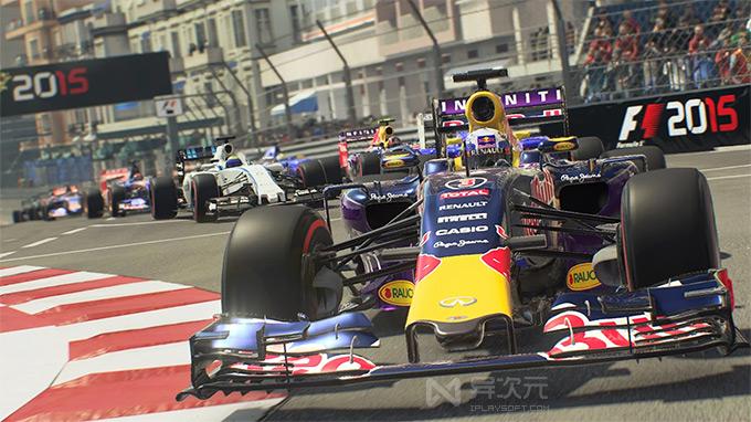 F1 2015 赛车游戏