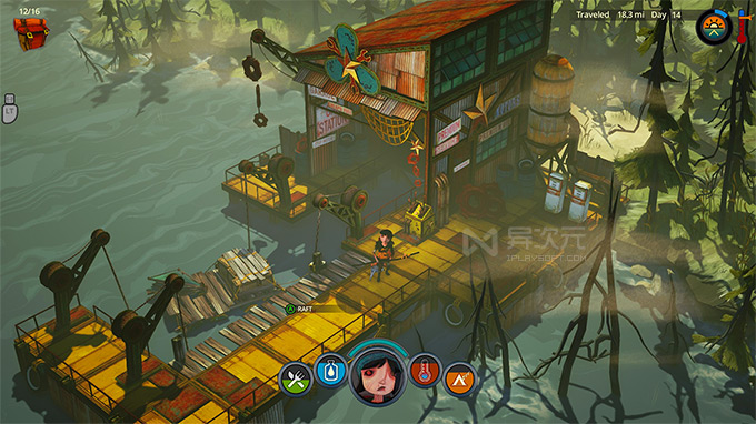 洪潮之焰 The Flame in the Flood