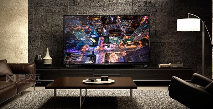 4K电视客厅