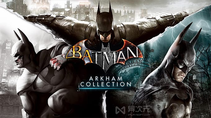 Batman 蝙蝠俠游戲