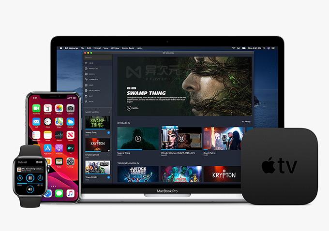 iOS 13 固件