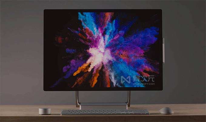 微软 Surface Studio 2 一体机