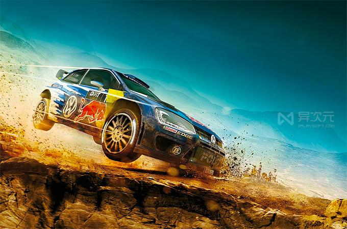 尘埃拉力赛 Dirt Rally