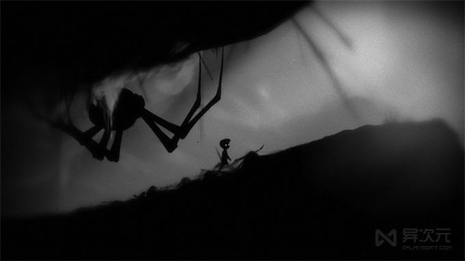 Limbo 地狱边境 游戏