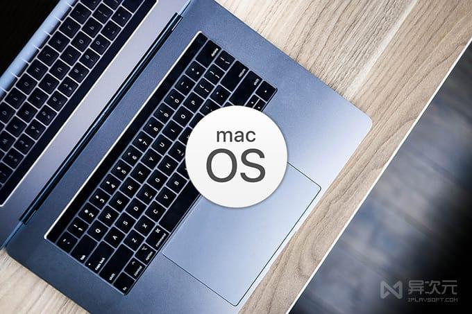 macOS 键盘快捷键列表