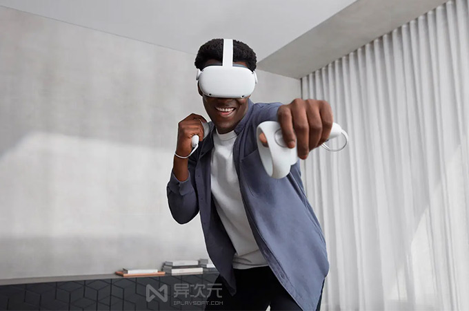 Oculus Quest 2 VR 显示器一体机