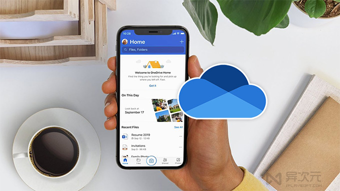 OneDrive iOS Live Photos
