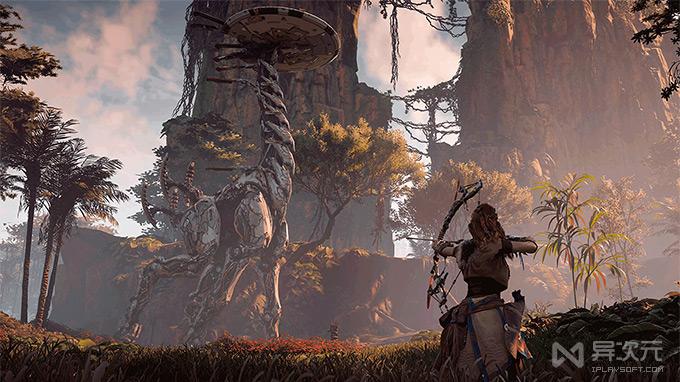 地平线 PS4 游戏